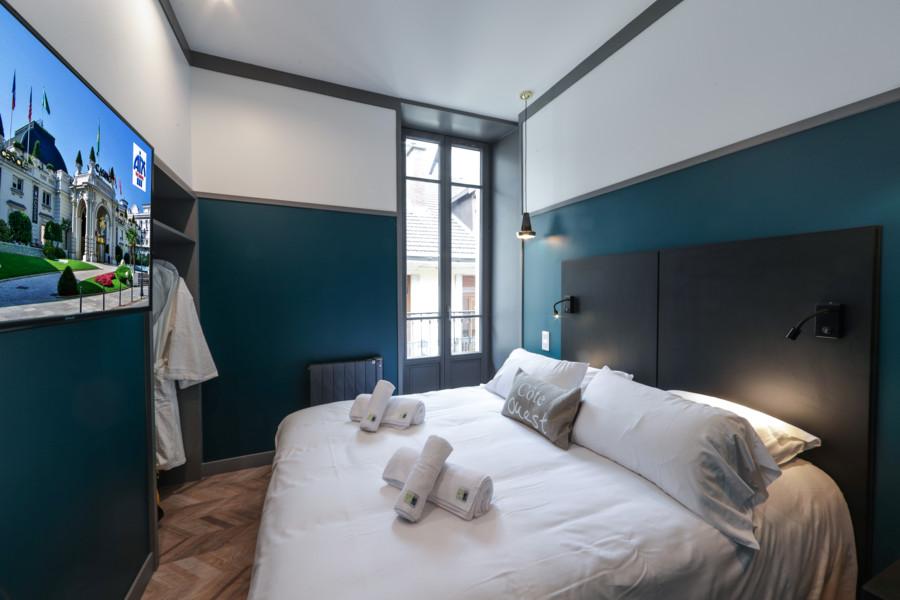 La galerie for Appart hotel aix les bains