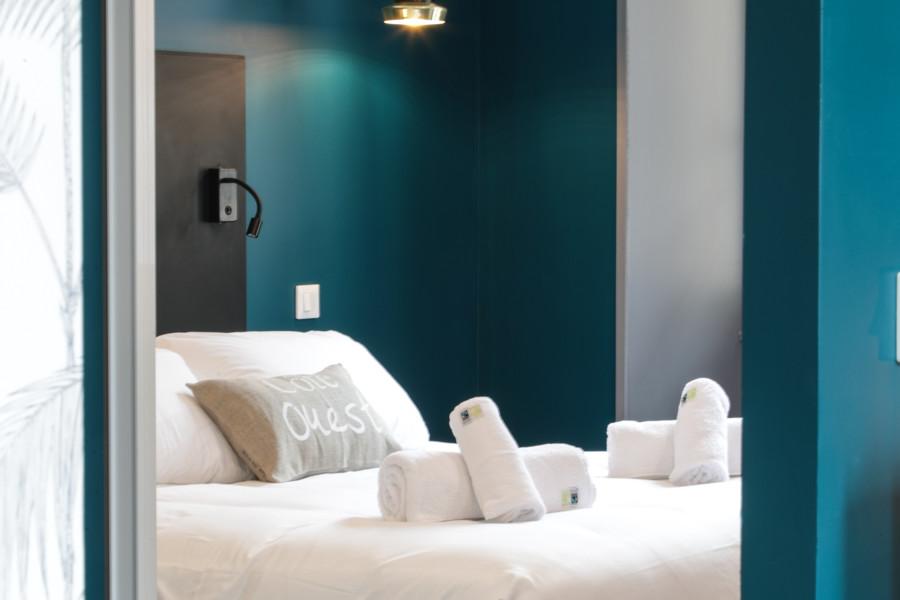 Le salon for Appart hotel aix les bains