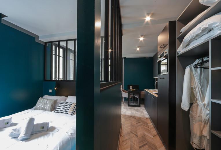 Aparthotels aix les bains concept c te ouest for Appart hotel aix les bains